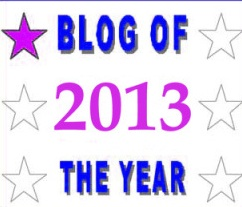 Blogger of the year Nomination
