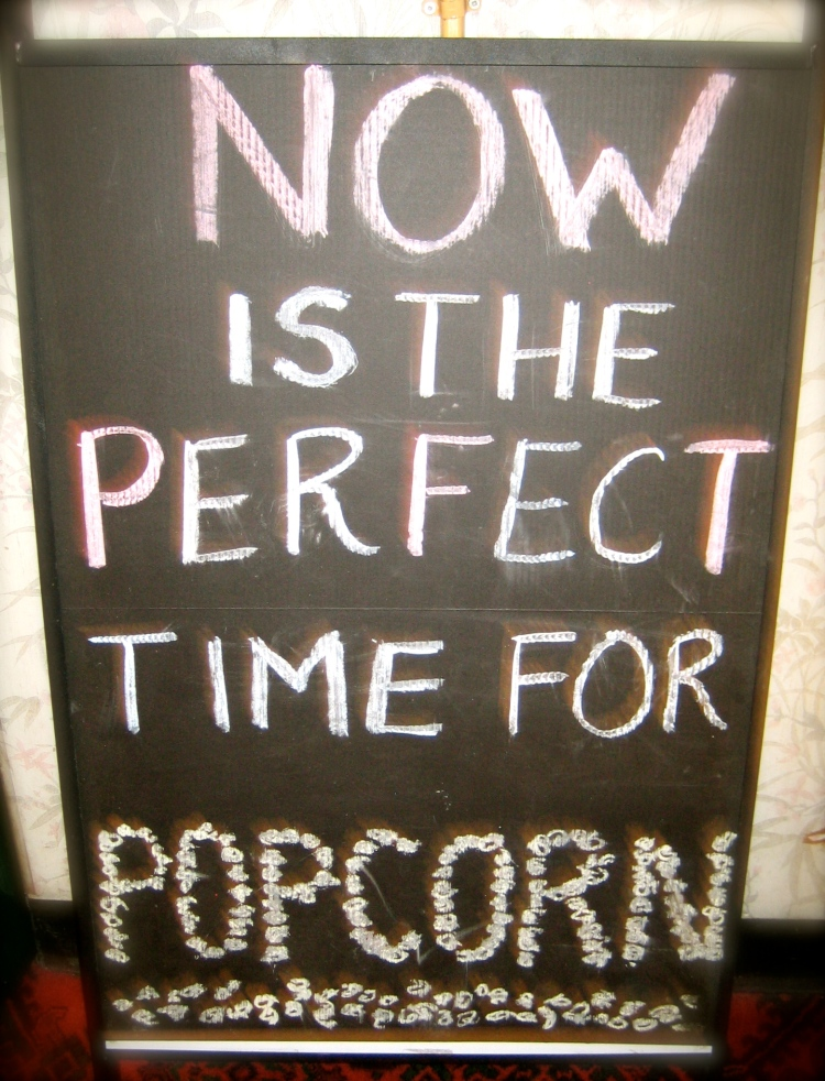 Popcorn? Yes Please