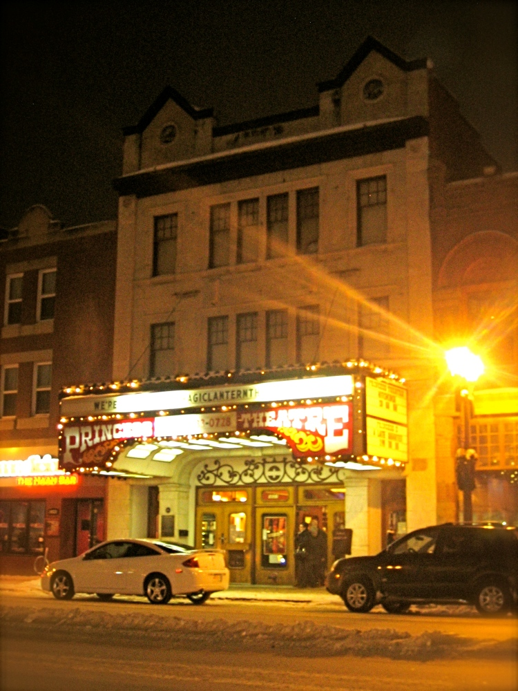 The Princess Theatre In Edmonton