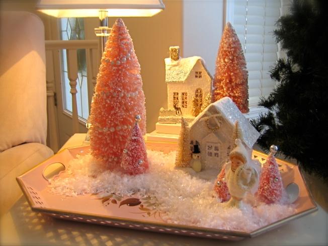 Little Pink Village