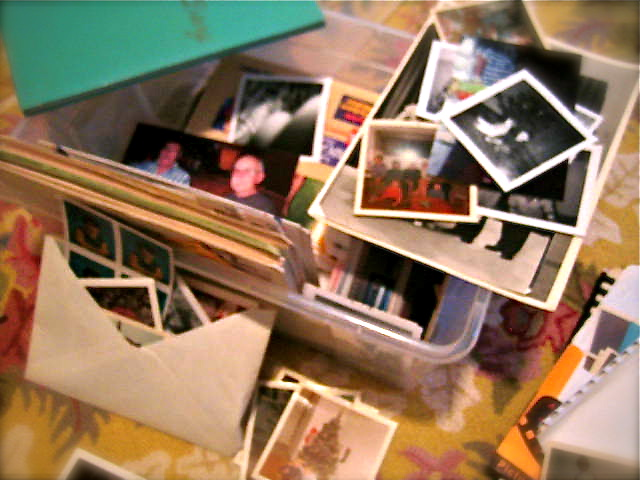 Big Box Of Photo's