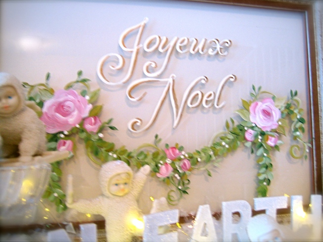 Joyeux Noel - The Inspiration