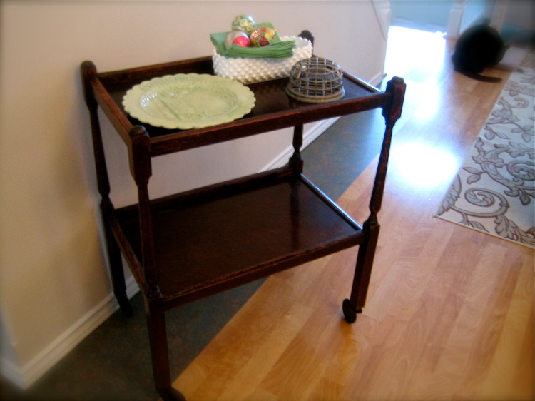 Vintage Tea Trolley