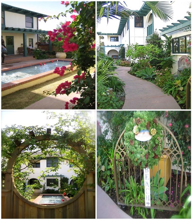 1906 Lodge Garden