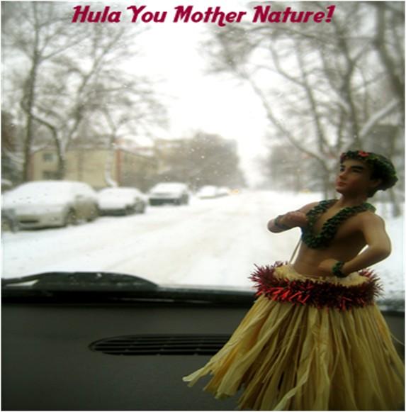 Hula You Mother Nature!
