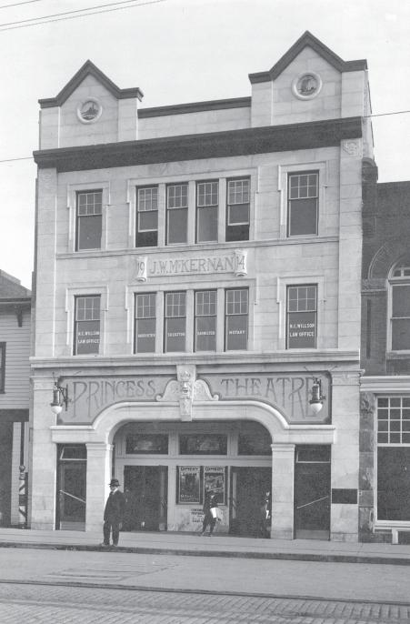 The Princess Theatre
