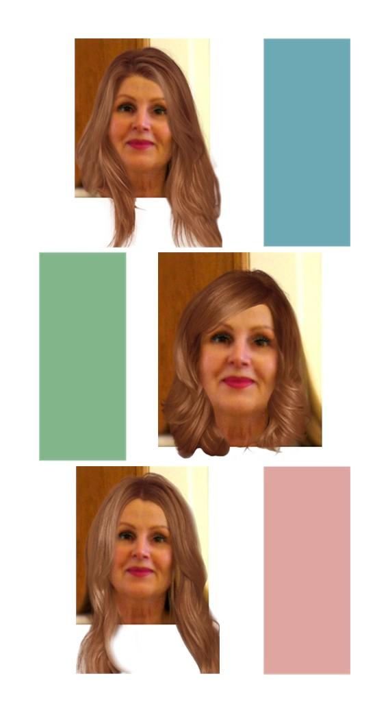 Blonde Bomdee