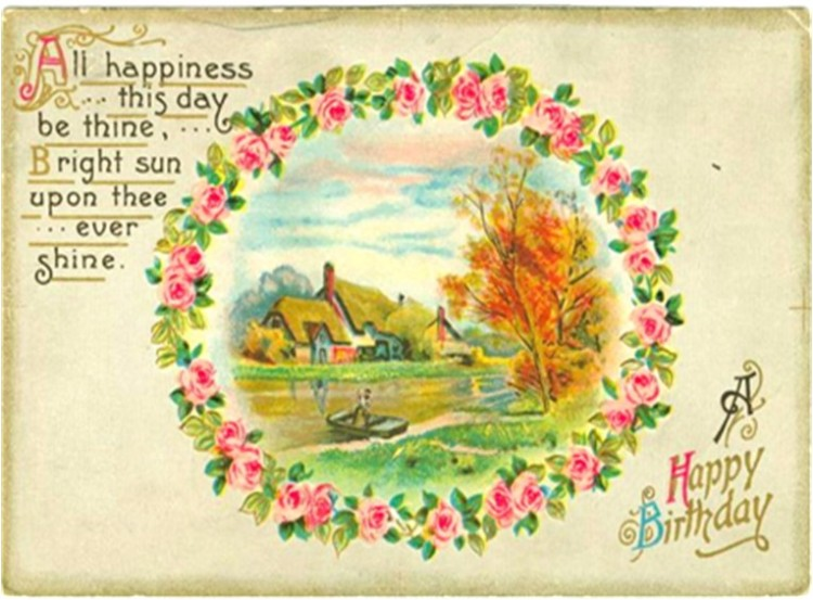 Happy Boomdee Birthday