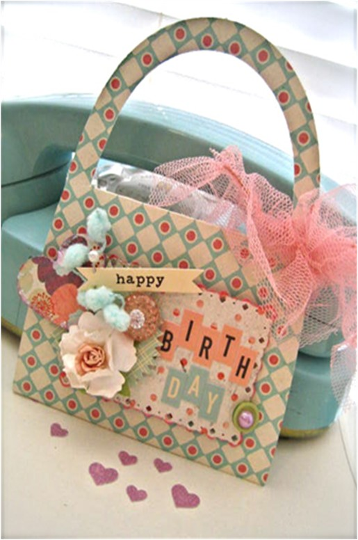 Happy Birthday Purse