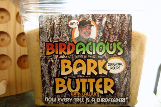 Bird Bark Butter