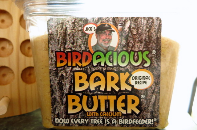 Bird Bark Butter