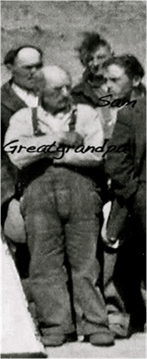 Great Grandpa