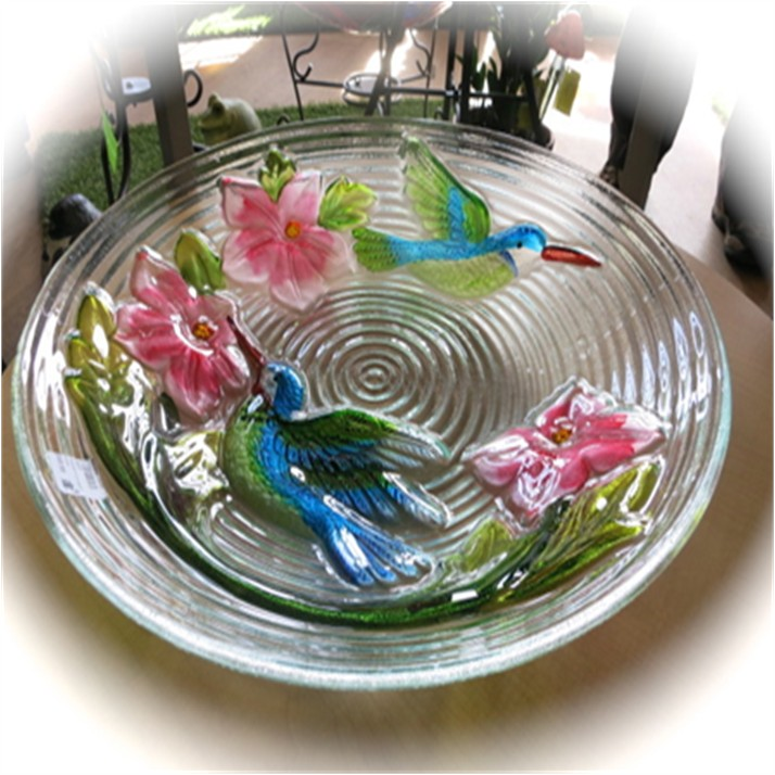Beautiful Boomdee Birdbath