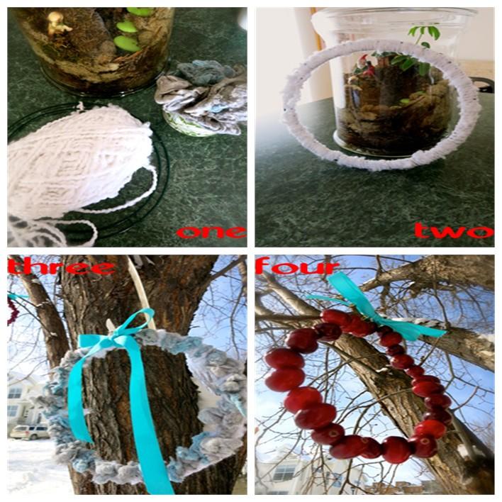 Nesting Wreath at Casa Boomdee