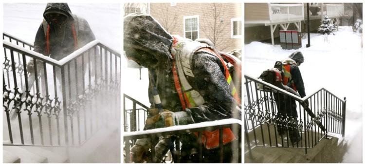 Snow Aliens