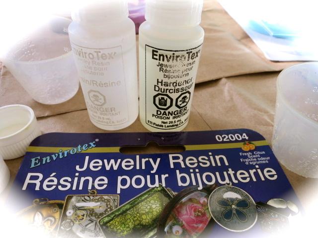 Envirotex Jewelery Resin