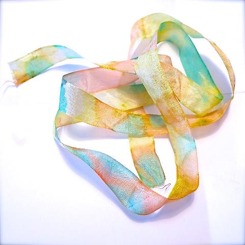 Custom Dyed Ribbon
