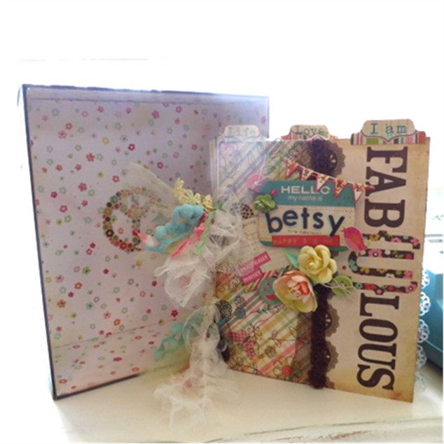 Betsy's Boom Box