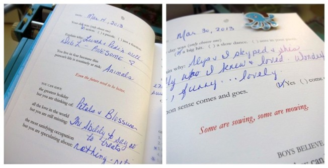 Kohl's Diary