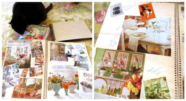 The Old Fashioned Scrapbook