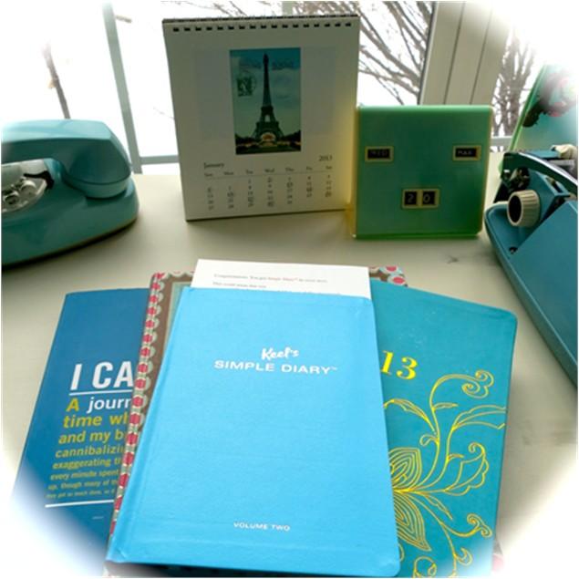 Only Aqua Journals for Boomdee