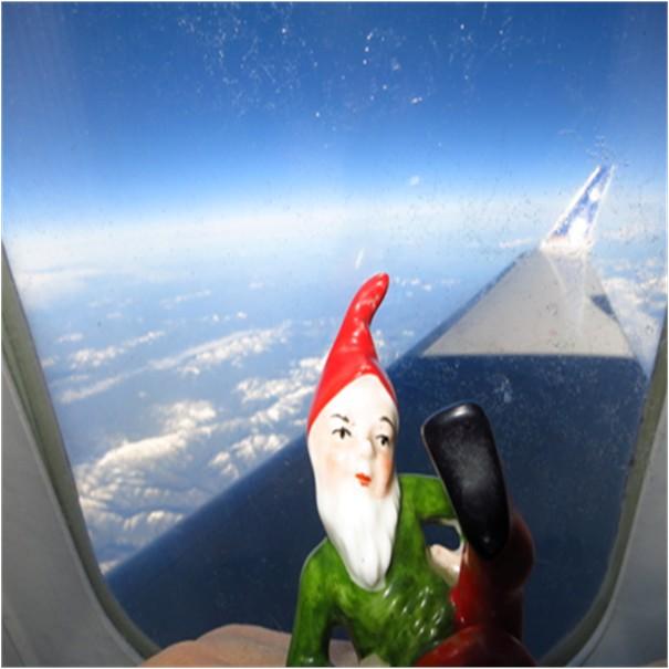 Weeeeee, I'm Flying