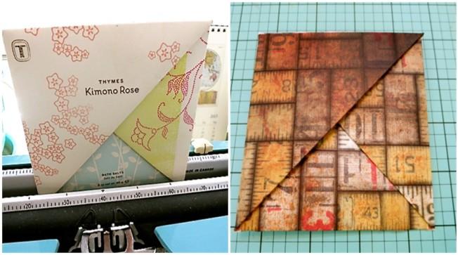The Kimono Envelope