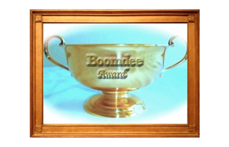 The Boomdee Award