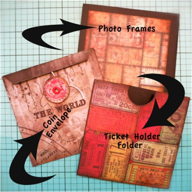 Fun Treasure Envelopes