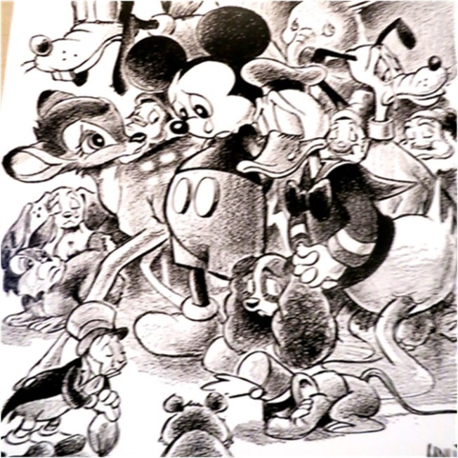 Thank You Walt Disney