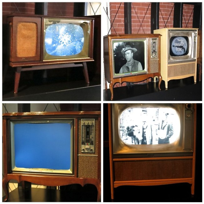Vintage TV's