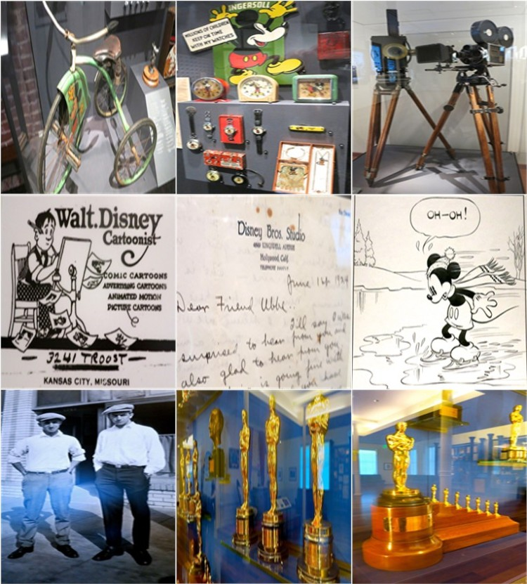 The Walt Disney Museum Treasure