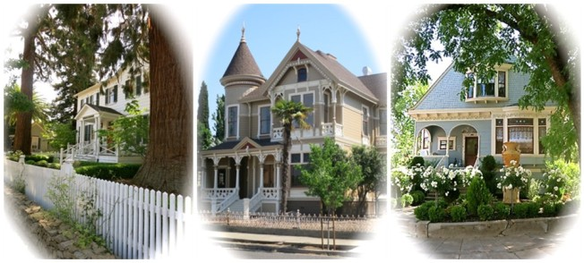 Historical Homes In Napa