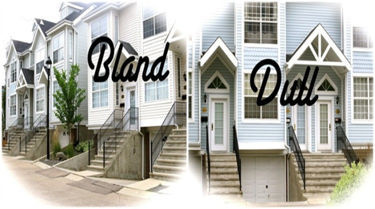 Bland and Dull