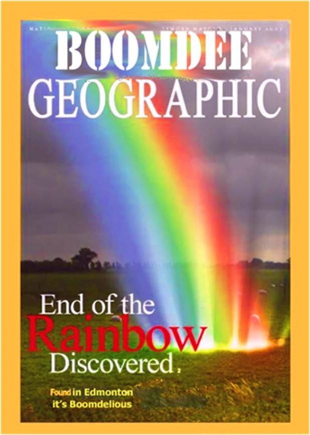 Boomdee Geographi