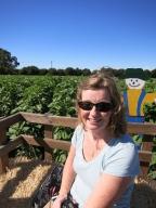 Hay rides at the Pumpkin Farm