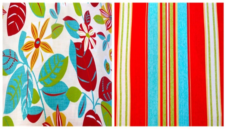 Sunny Sunbrella Fabrics