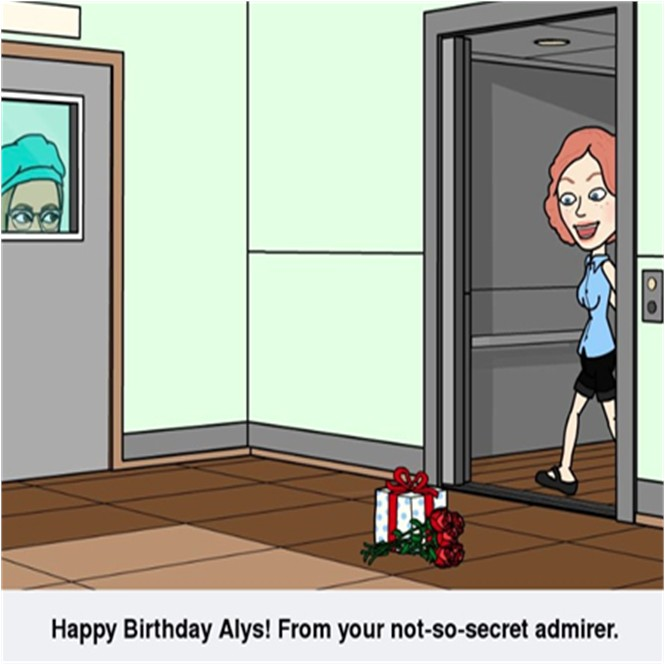 Happy Birthday Alys!