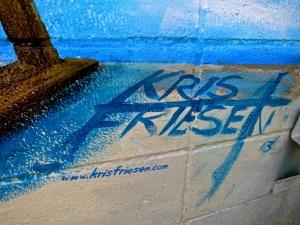 Artist Kris A Friesen