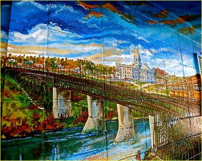 The Highlevel Bridge