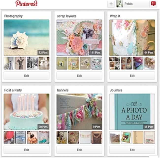 Boomdee's Pinterest
