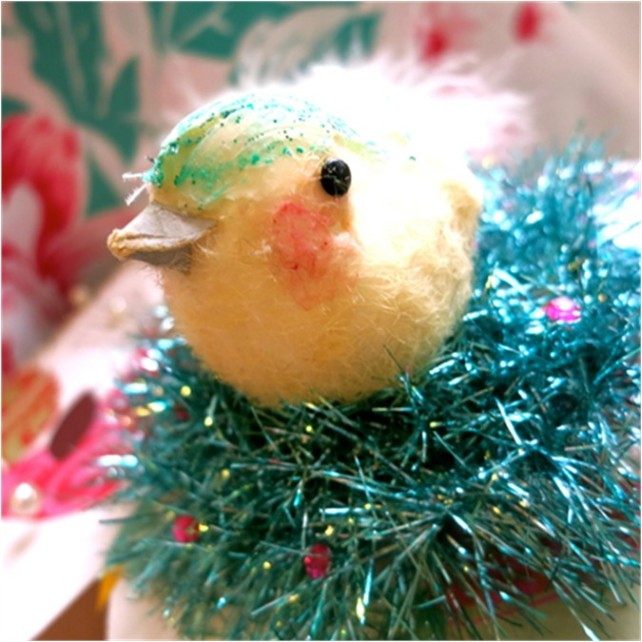 I'd love to nest under your tree, CHIRP !