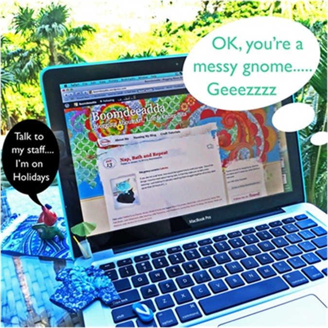 Messy Gnomes !!!