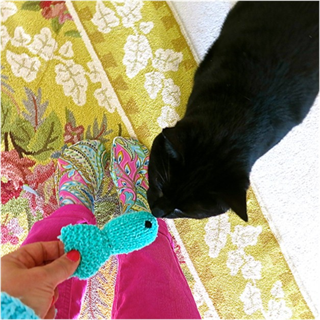 Catnip Toys by Catja's mom
