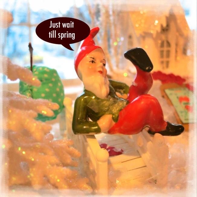 Love sick Gnome