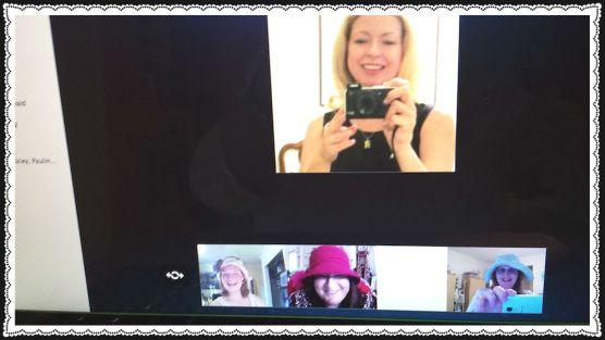Tea Party on Skype