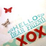 Hello dear friends