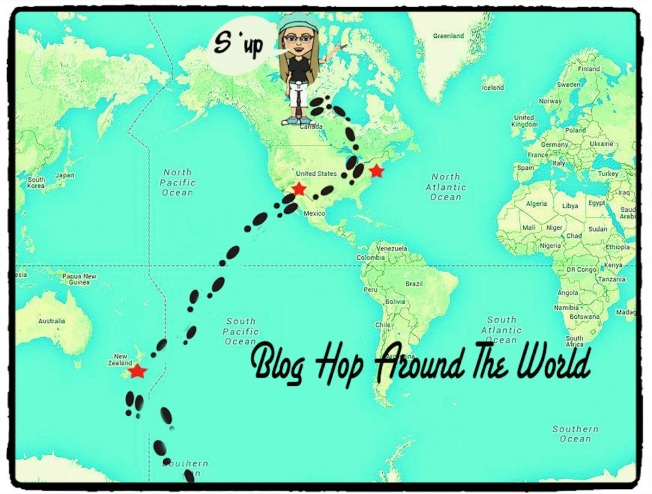Blog Hop Around The World