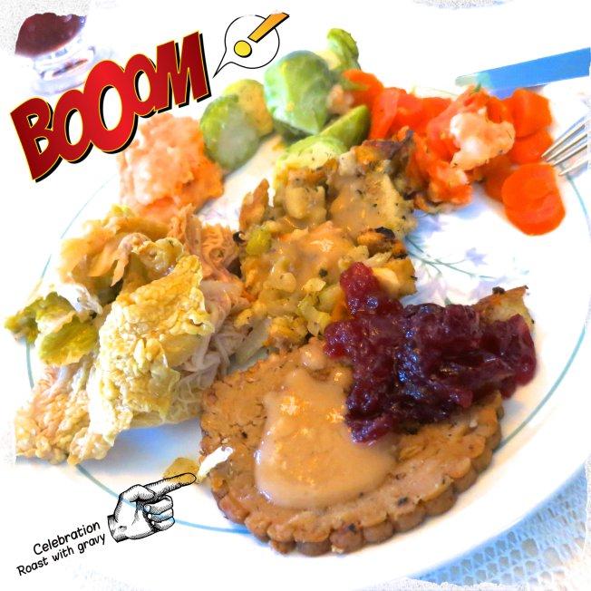 Celebration Roast with Gravy