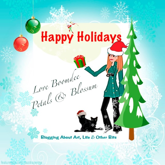 Happy Holidays Love Boomdee